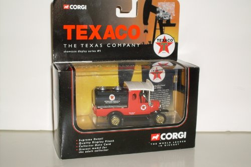 Texaco Model T Ford Tanker Diecast Model - 1