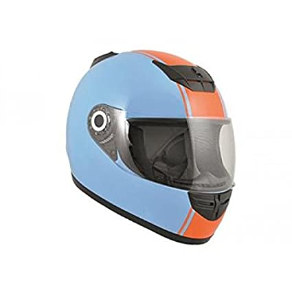 Casque boost b530 classic 2015 bleu clair/orange s - Boost BS01903
