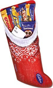Cadbury s Holiday Stocking Selection Box