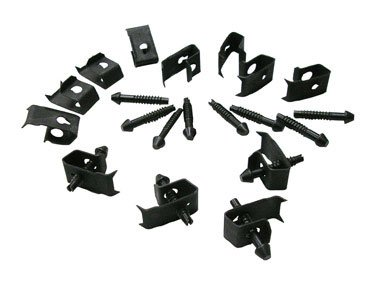 Vance Industries QNUC12 U channel Sink Mounting Clips