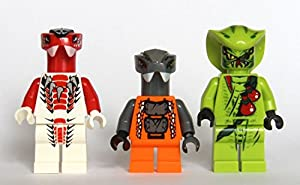 LEGO Ninjago - Lasha Chokun and Fang Suei - Serpentine Army 4