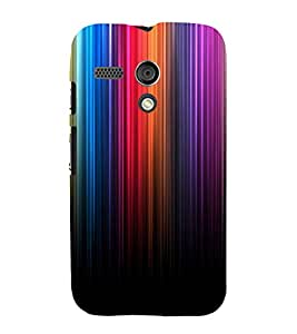 MULTICOLOURED CURTAINS PATTERN 3D Hard Polycarbonate Designer Back Case Cover for Motorola Moto G X1032 :: Motorola Moto G (1st Gen)