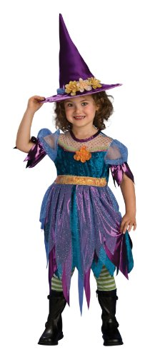 Cute as Can Be Toddler Costume, Witch