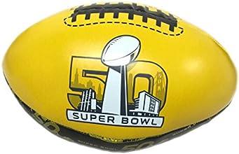 "NFL Super Bowl 50 San Francisco Bay Area 8"" Soft Football"