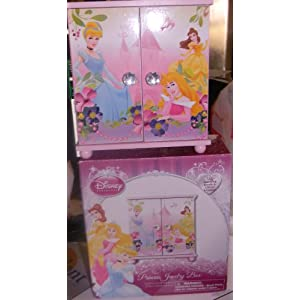 armoire jewelry boxes disney princess armoire princess. Black Bedroom Furniture Sets. Home Design Ideas