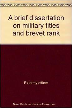 Military plan verification phd thesis
