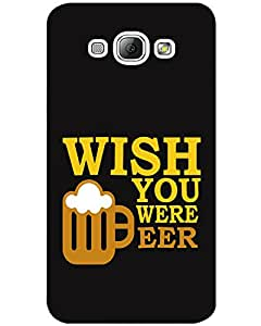 Samsung Galaxy A7 Back Cover Designer Hard Case Printed Cover