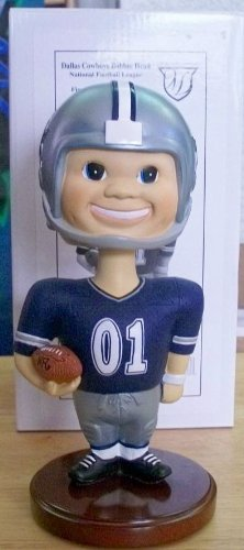 2001 Memory Company Dallas Cowboys Team Bobblehead at Amazon.com