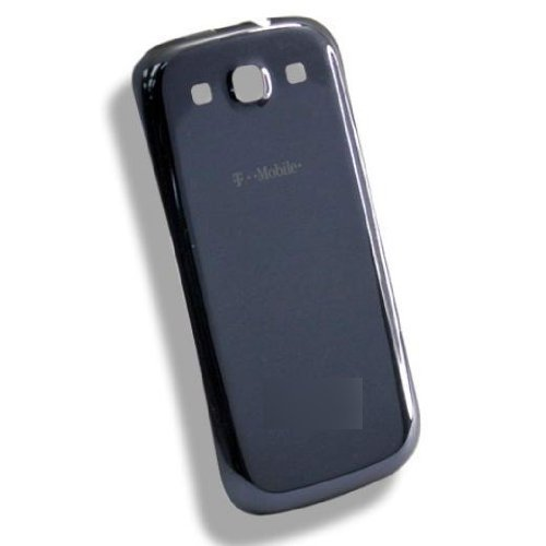Original Genuine OEM Blue Rear Back Battery Cover Door Replacement Fix For T-Mobile Samsung T999 Galaxy S3 from Samsung