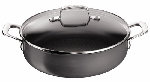Tefal by Jamie Oliver 30 cm Hard Anodised Shallow
