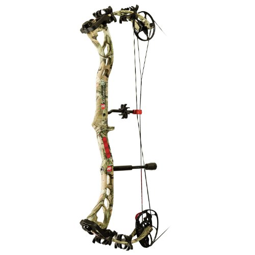 PSE Bow Madness XS Left Hand Bow, 70-Pound, Mossy Oak Break Up Infinity