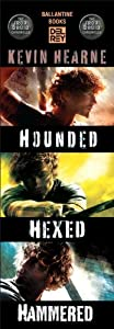 The Iron Druid Chronicles, Books 1-3