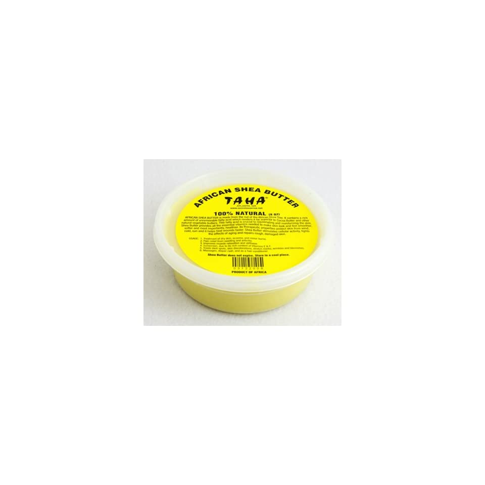 Box of 24 African Shea Butter From Ghana 8oz