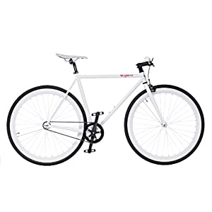 Pure Fix Cycles Romeo Fixed Gear Bike,White