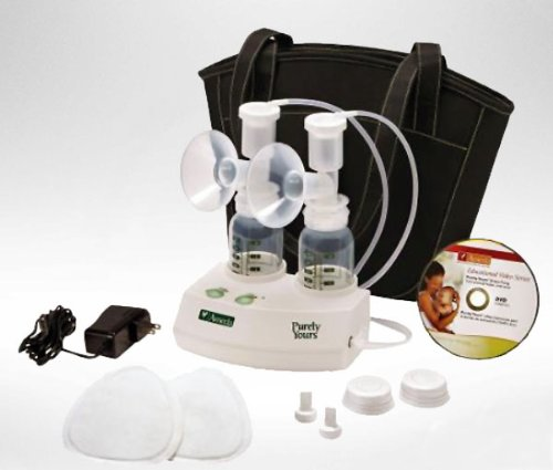 Ameda Purely Yours Express - Double Electric Breast Pump