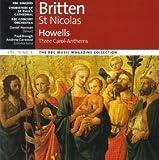 Britten - St Nicolas & Howells - Three carol-anthems