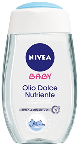 Nivea Baby Care & Cleansing Olio Dolce Nutriente 200Ml