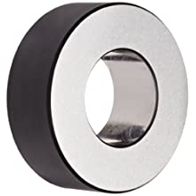 "Brown & Sharpe TESA 00850107 Standard Setting Ring for Inside Micrometer, 1.400"" Diameter"