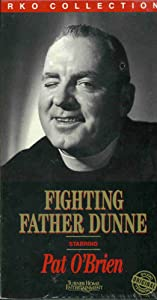 amazoncom fighting father dunne vhs pat obrien
