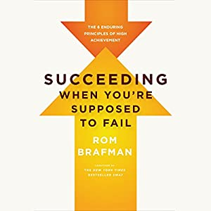 Succeeding When You're Supposed to Fail Audiobook