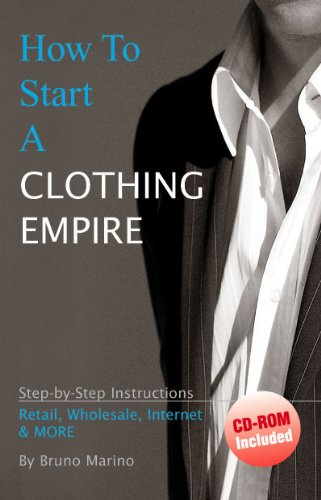 How to Start a Clothing Empire