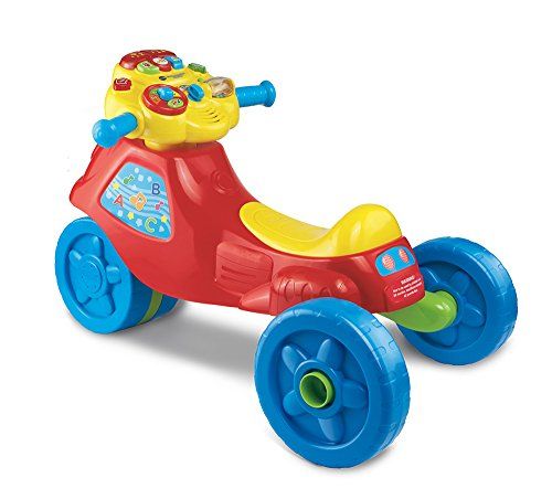 Vtech 3 In 1 Learn And Zoom Motor Bike JungleDealsBlog.com