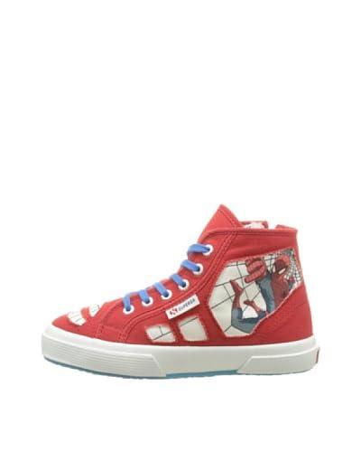 Superga Sneaker Spiderman [Rosso]