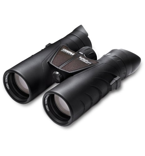Steiner 2218 10X 42Mm Safari Ultrasharp Binocular, Black