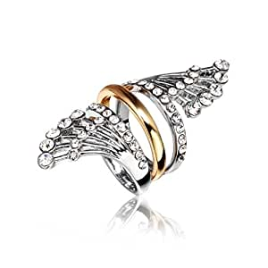 Amazonm Oneonebridal Angel Wings 18k Gold Plated. Rutilated Quartz Rings. Carbon Fiber Rings. 2 Carat Rectangular Diamond Rings. Hebrew Wedding Rings. Black Stone Engagement Rings. Ct Tw Wedding Rings. Mustang Wedding Rings. Skinny Wedding Rings