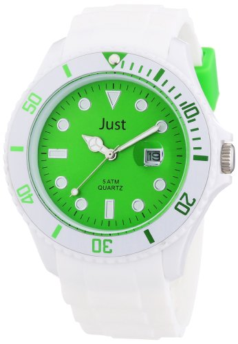 Just Watches 48-S5458WH-LGR - Orologio uomo