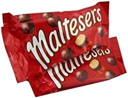 Mars Maltesers, 1.3 oz bag, 25 count