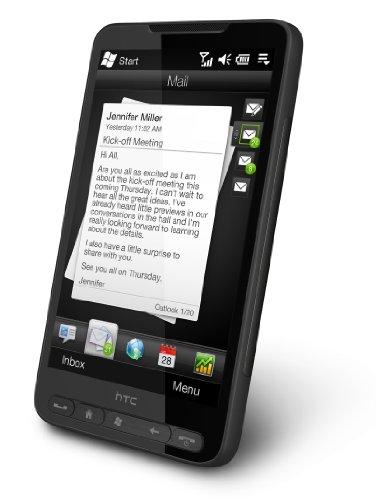 HTC Touch HD 2 schwarz Handy ohne Branding