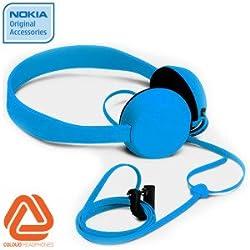 Nokia Coloud Knock Headphone Wh-520 (Cyan)