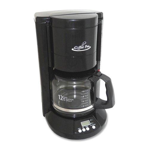 Coffeemaker, 12-Cup, 10