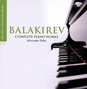 Balakirev: Complete Piano Works