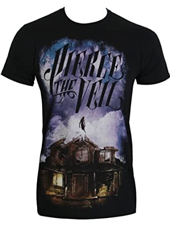 Official T Shirt PIERCE THE VEIL Collide With The Sky Album Cover S