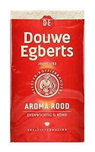 Douwe Egberts Aroma Rood Ground Coffee, 17.6-Ounce
