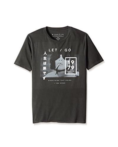 Kinetix Men's Let It Go Short Sleeve T-Shirt