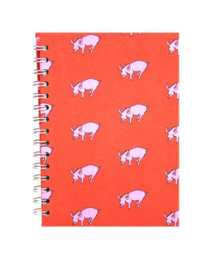 pink-pig-formato-a5-verticale-bianco-laser-35-foglie-patterned-rooster-red