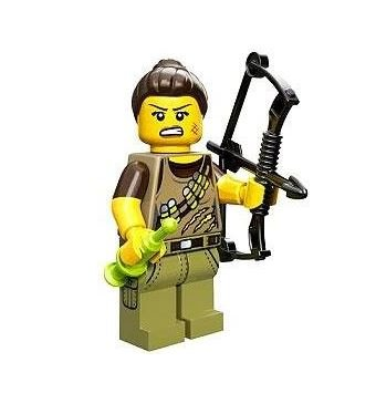 LEGO Mini-Figures - Dino Tracker - (Series 12) + Online Code - 1