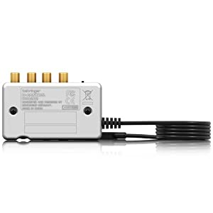 Behringer U Control 2 In 2 Out Usb Audio