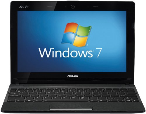 Asus Asus Eee Pc X101Ch 10.1 Inch Netbook - Black (Intel Atom N2600 1.6Ghz, 1Gb Ram, 320Gb Hdd, Lan, Wlan, Webcam, Windows 7 Starter)