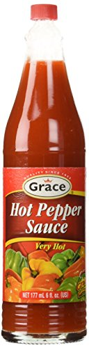Grace Hot Pepper Sauce 6oz (Hot Sauce Food compare prices)
