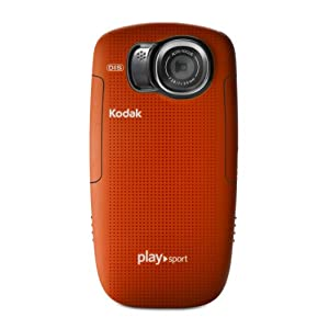 Kodak PLAYSPORT Zx5 Red