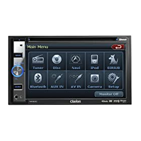 In Dash Car GPS Navigation Systems at Sonic Electronix