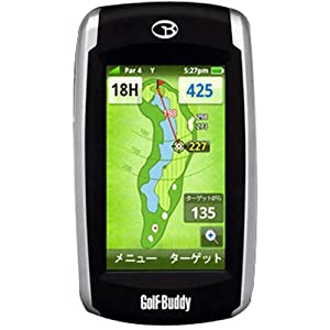 Golf Buddy World Platinum GPS Range Finder by GolfBuddy