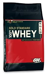 Optimum Nutrition 100% Whey Gold Standard, Mocha Cappuccino, 10 Pound