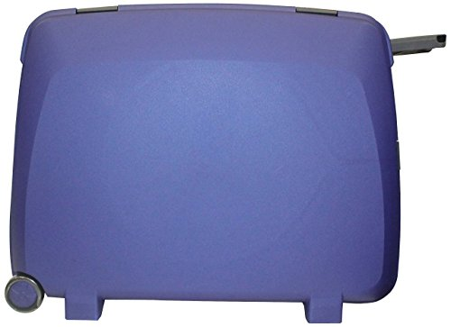 Princeware Princeware Olympia Polypropylene 61 Cms Blue Suitcase (6643)