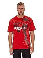 Li-Ning Camiseta Liahse071 (Rojo)