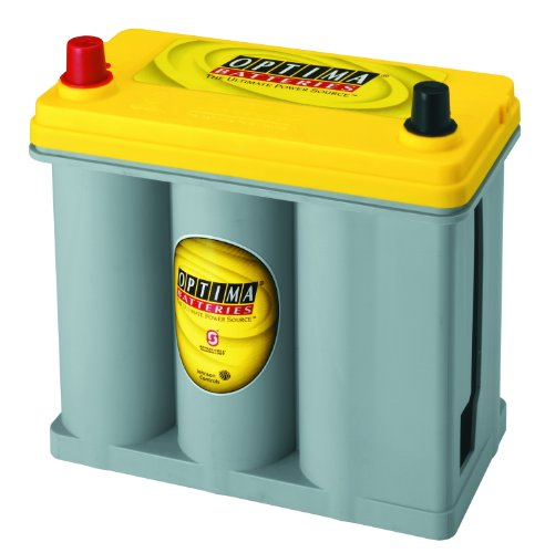 Optima Batteries 8071-167-FFP D51 YellowTop Dual Purpose Battery